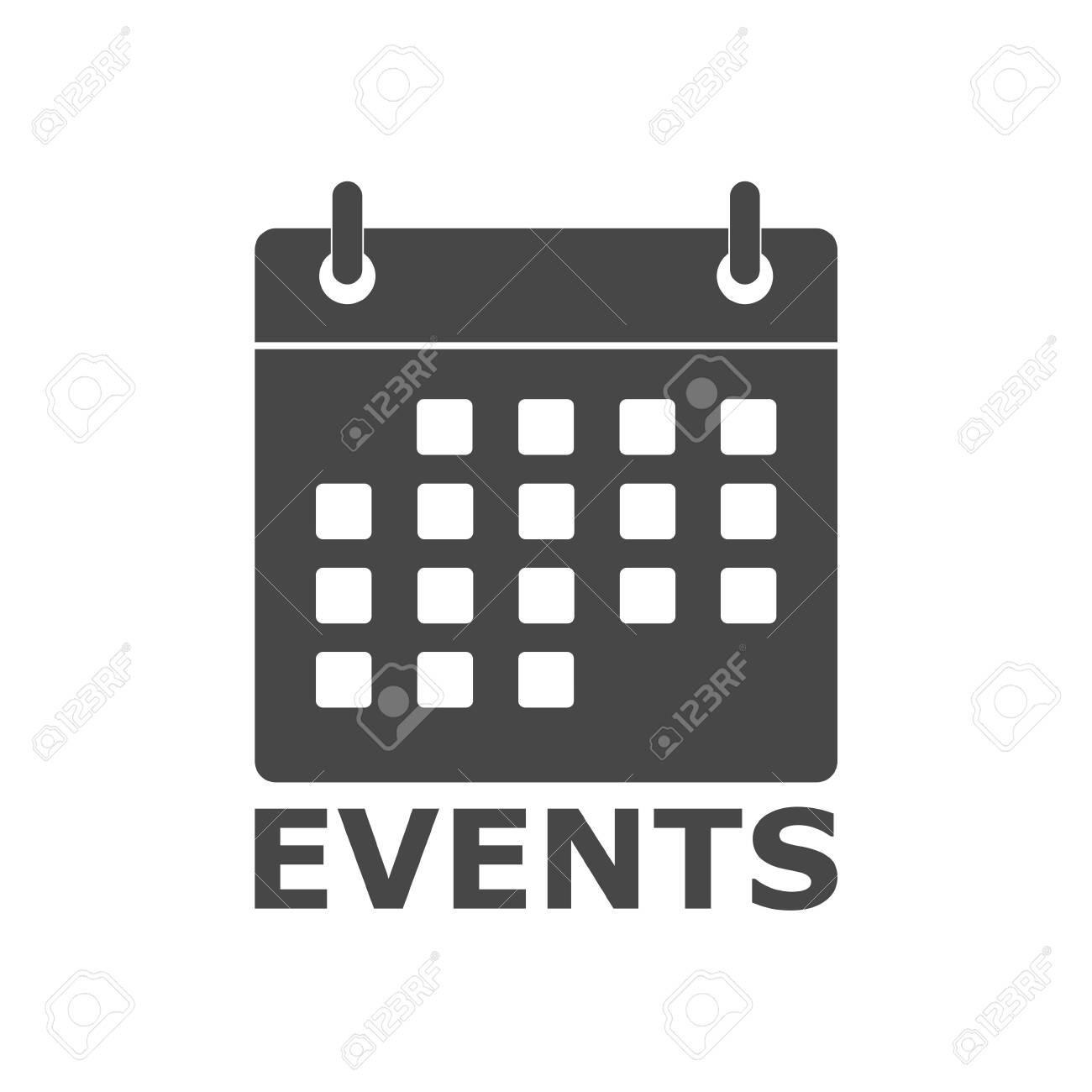 Events icon (calendar icon) - 138278979