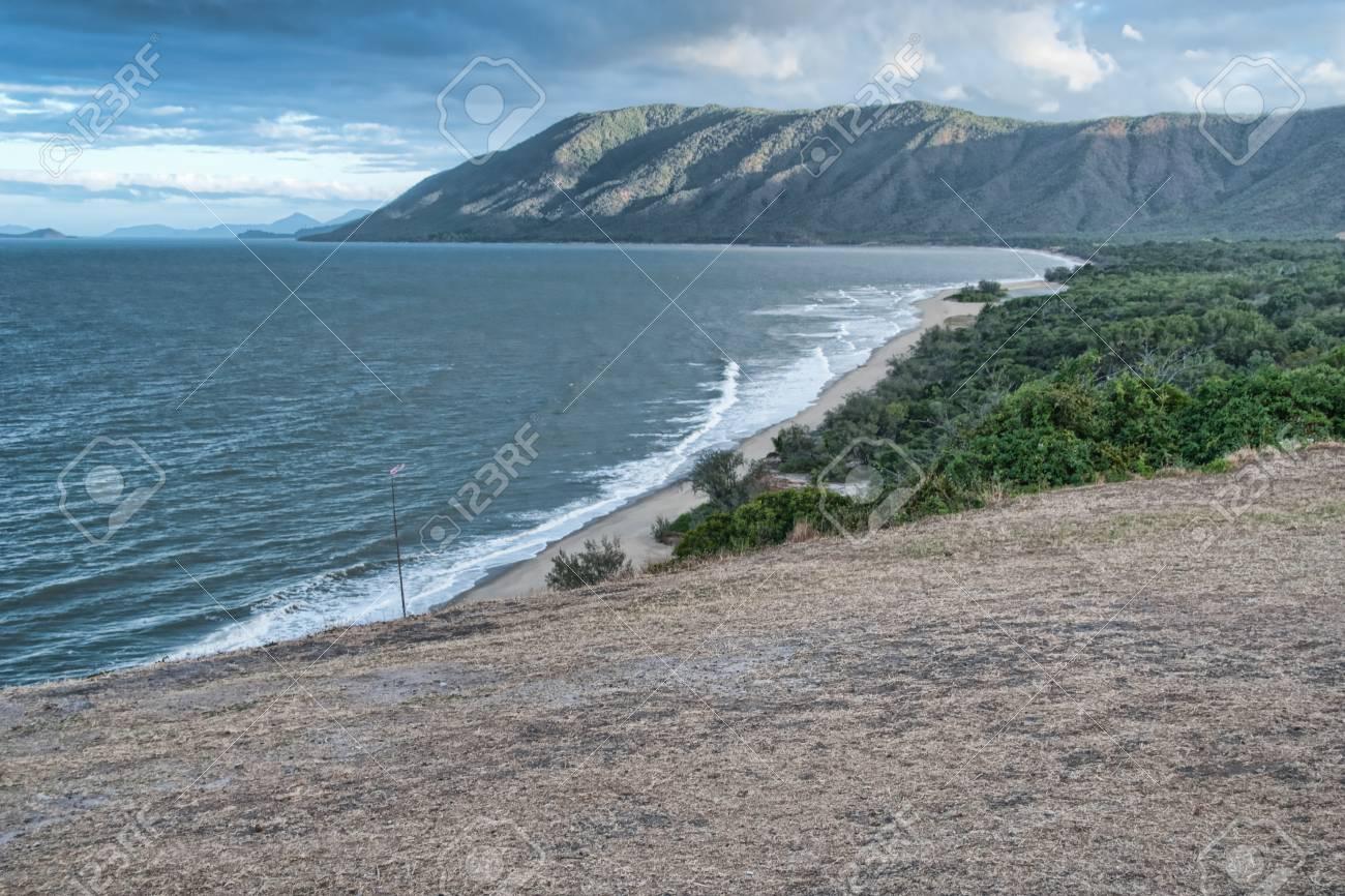 Coast between Cairns and Port Douglas, Queensland, Australia Stock Photo - 7105522