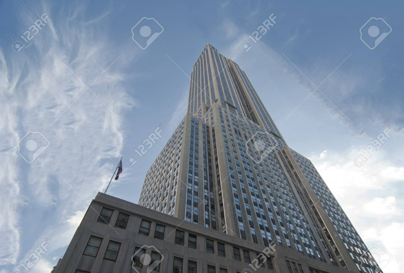 Buildings of New York City, United States Stock Photo - 7513404