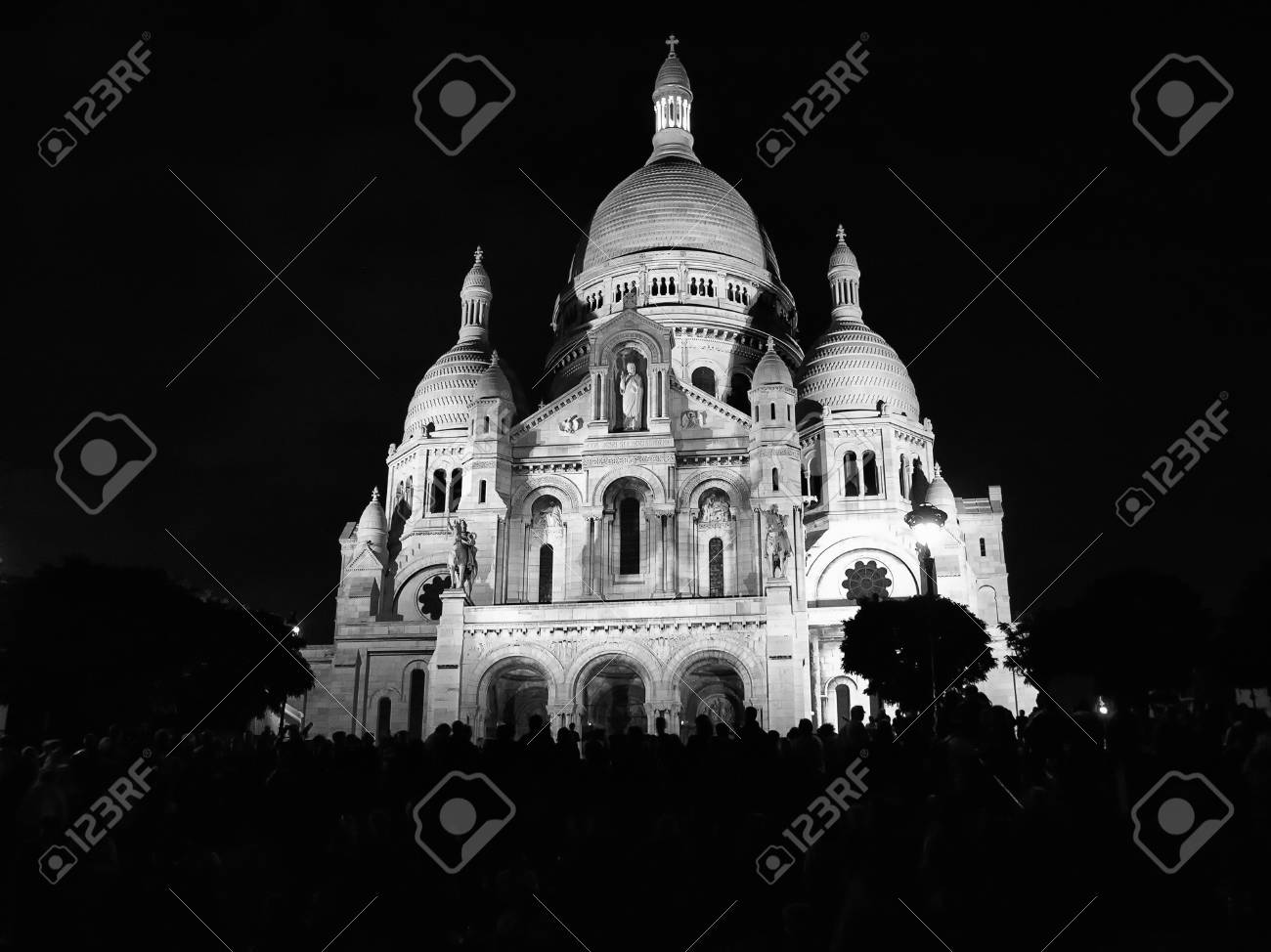 Lights and Colors of Paris, France Stock Photo - 7967253