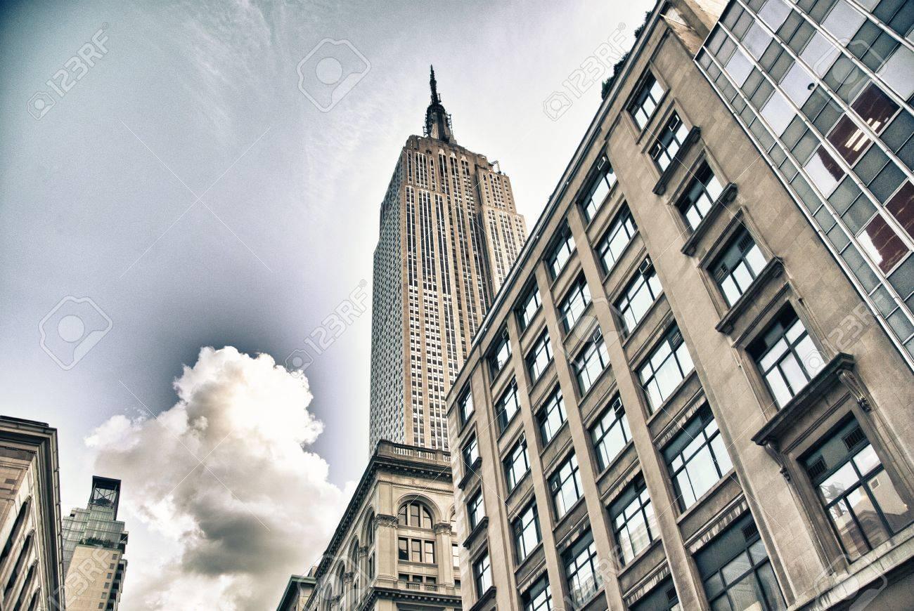 Streets of New York City, USA Stock Photo - 8439346
