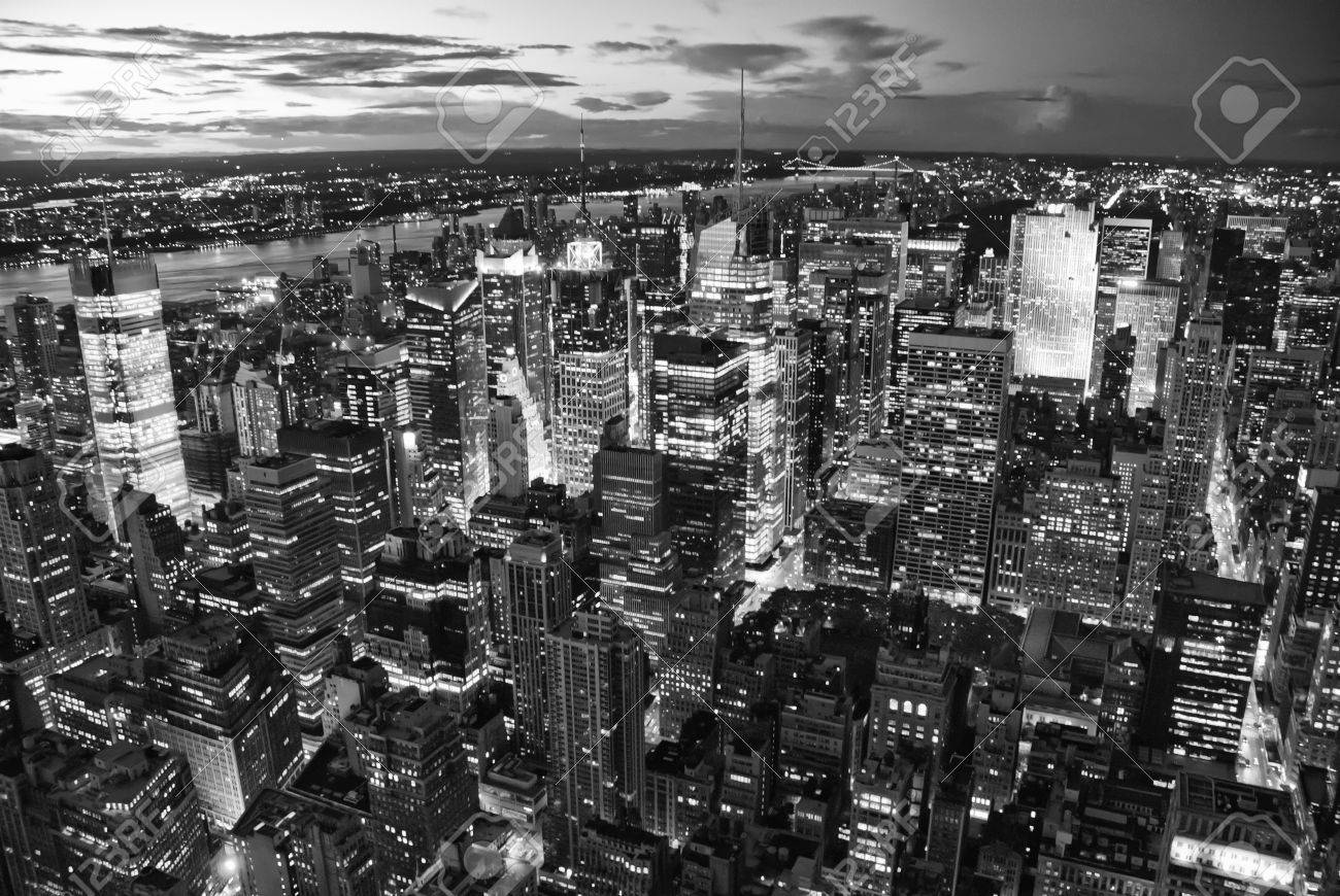 Skyscrapers of New York City, United States Stock Photo - 8666122