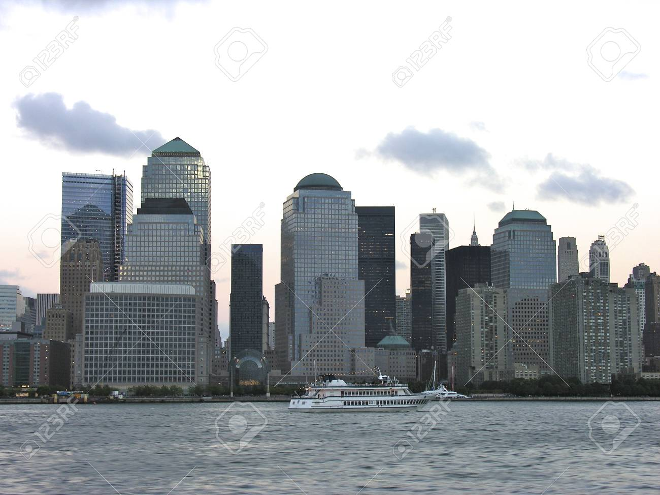 Buildings of New York City, USA Stock Photo - 9607886