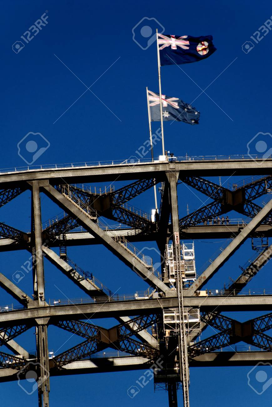 Architectural Detail of Sydney, New South Wales, Australia Stock Photo - 12415338