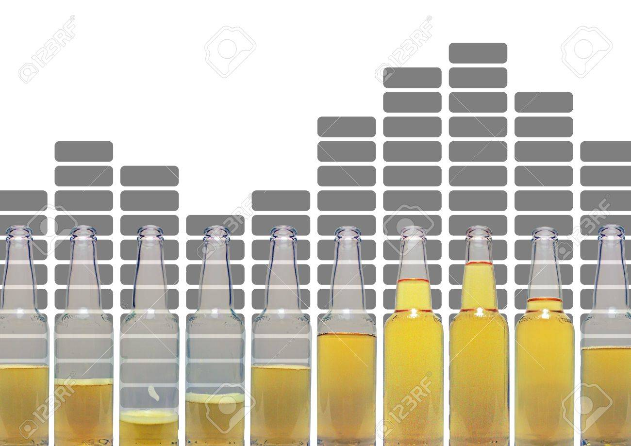 beer equalizer Stock Photo - 10269621