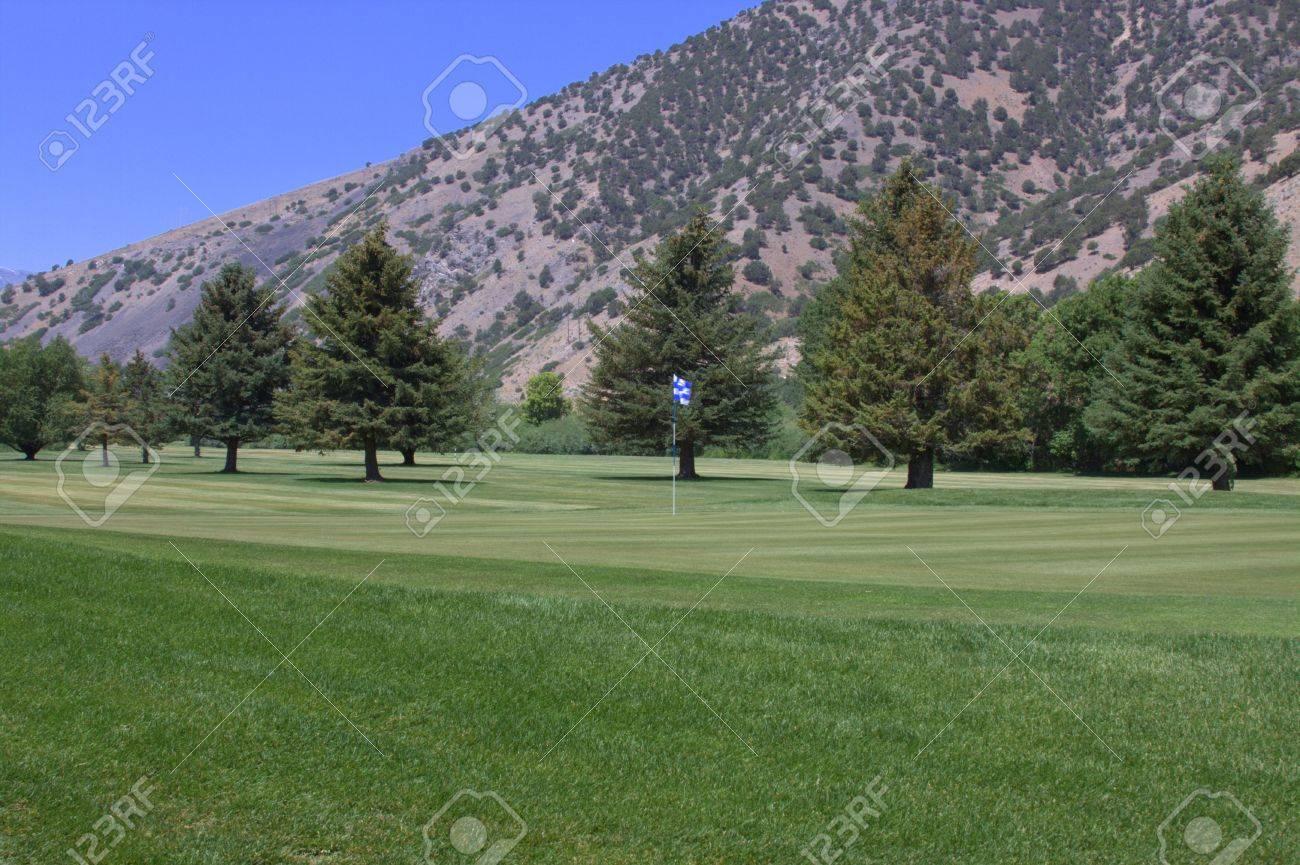 Golf Course Stock Photo - 14301925