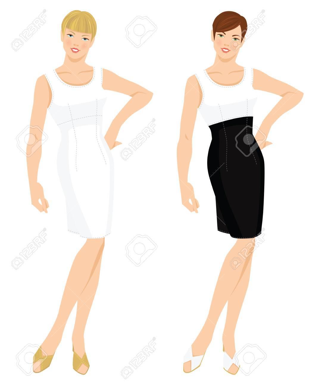 Vestidos mujeres elegantes