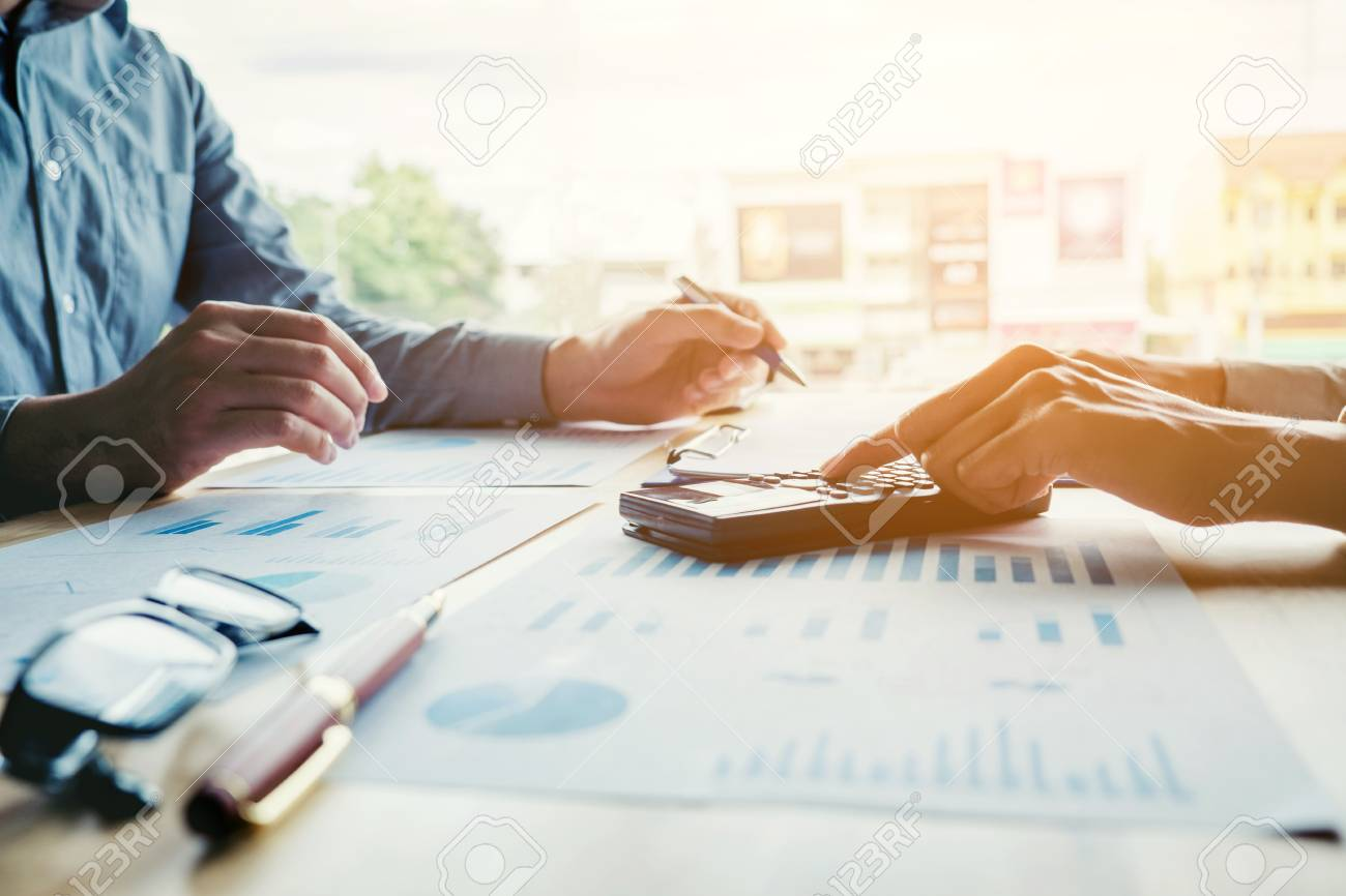 Business People meeting Planning Strategy Analysis Concept - 83778824