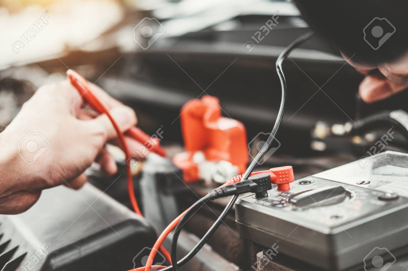 Auto Repair Electrical Wiring