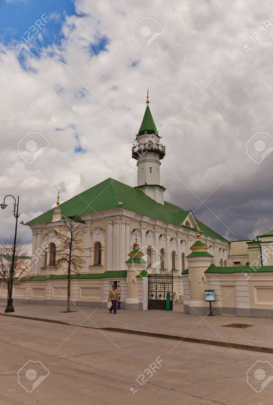Al Marjani - mosque in Kazan: description, history, relics and shrines 50