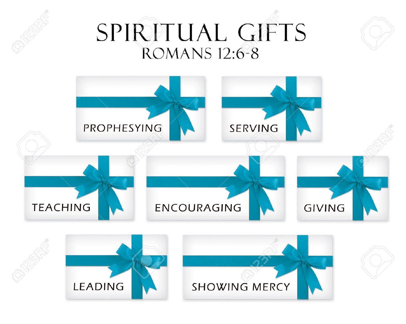 Gifts representing the gifts of the holy spirit stock photo gifts representing the gifts of the holy spirit stock photo 34898534 negle Images