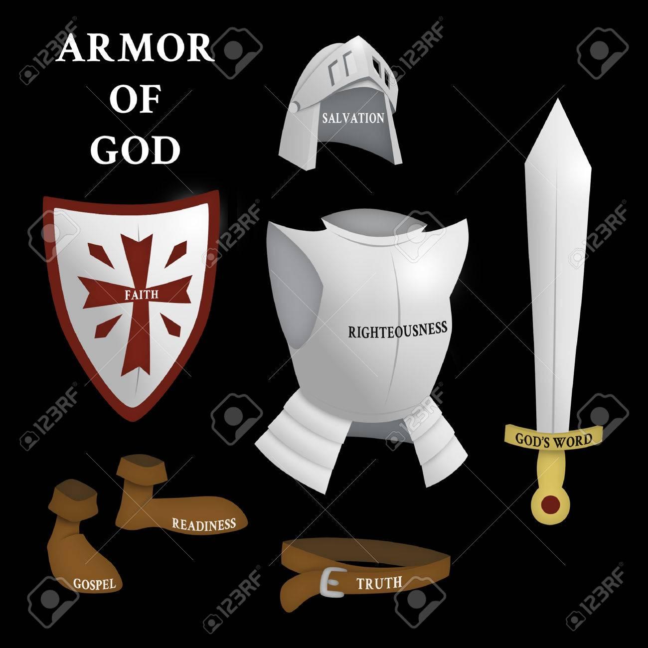 Armor of God, Ephesians 6:13-17 - 83545344