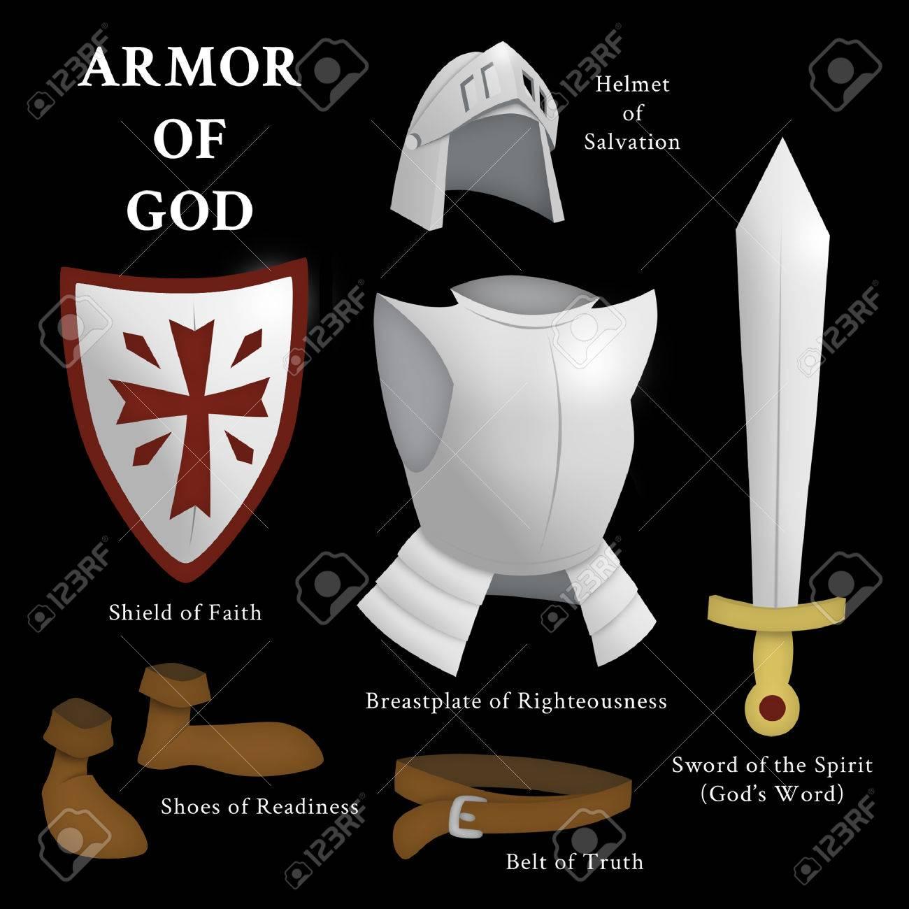Armor of God, Ephesians 6:13-17 - 83545346