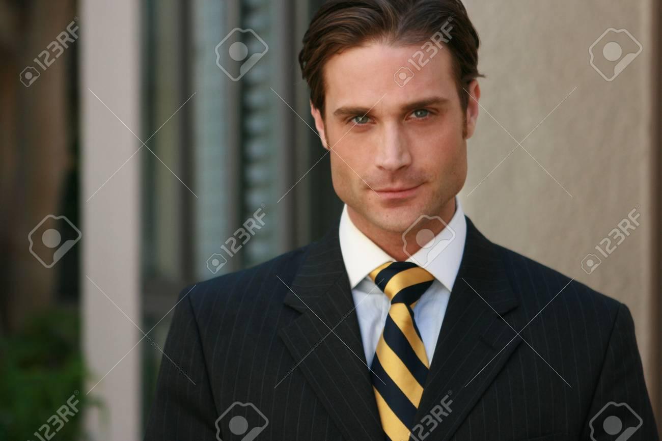 Businessman - (IMG_2617) Stock Photo - 4626861