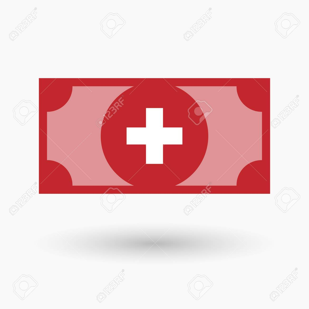 Illustration of an isolated bank note icon with the swiss flag illustration of an isolated bank note icon with the swiss flag stock vector 61995242 buycottarizona Image collections