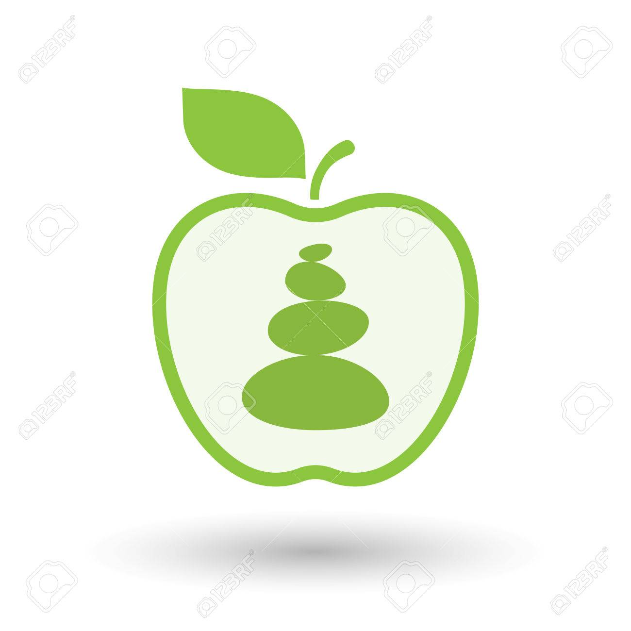 Image result for apple stones