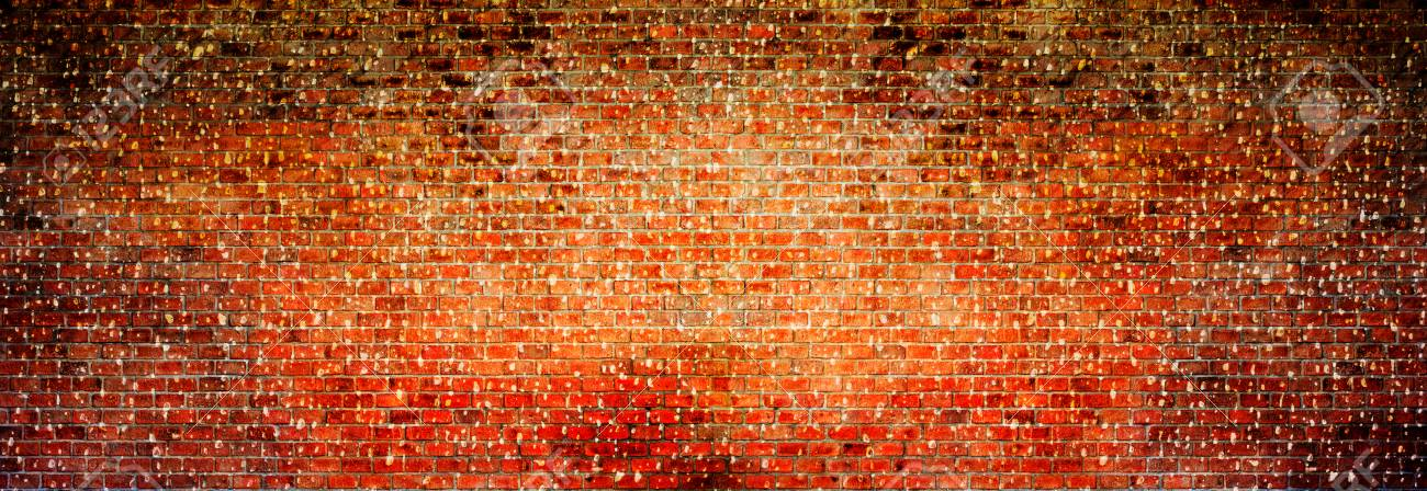 Old Brick Wall Pattern Texture Red Brick Background High Resolution
