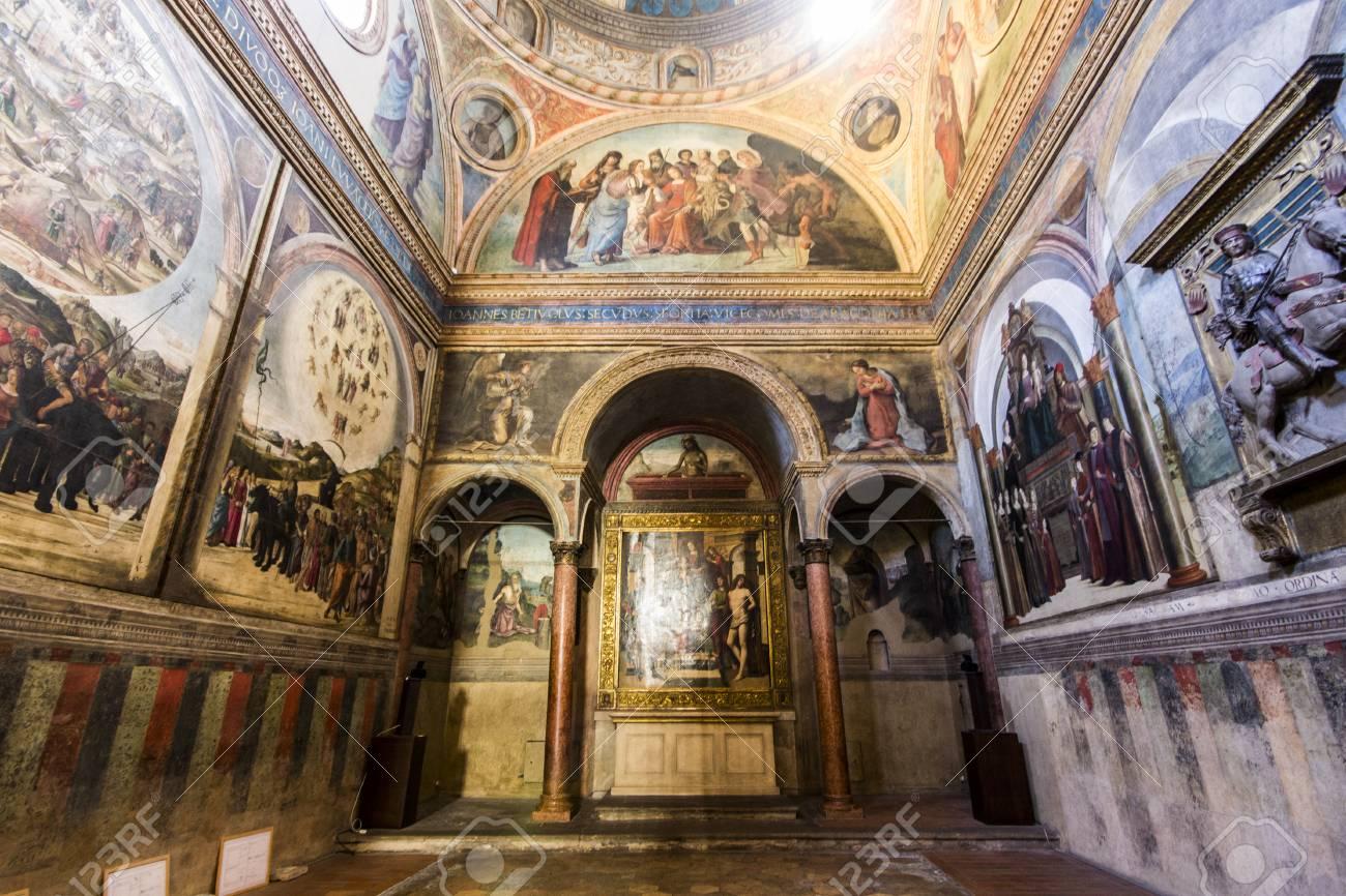 The Basilica Of San Giacomo Maggiore, An Historic Roman Catholic ...