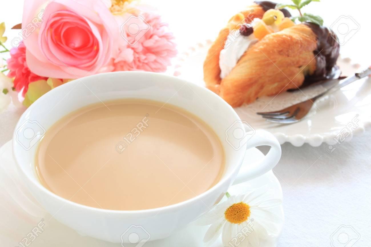 ミルク ティー ロイヤル