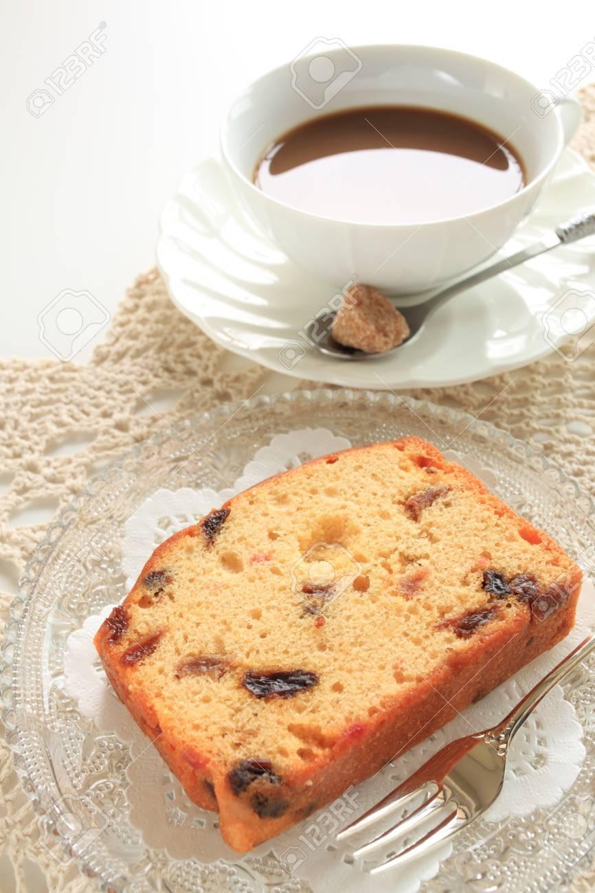 ケーキ 紅茶 パウンド