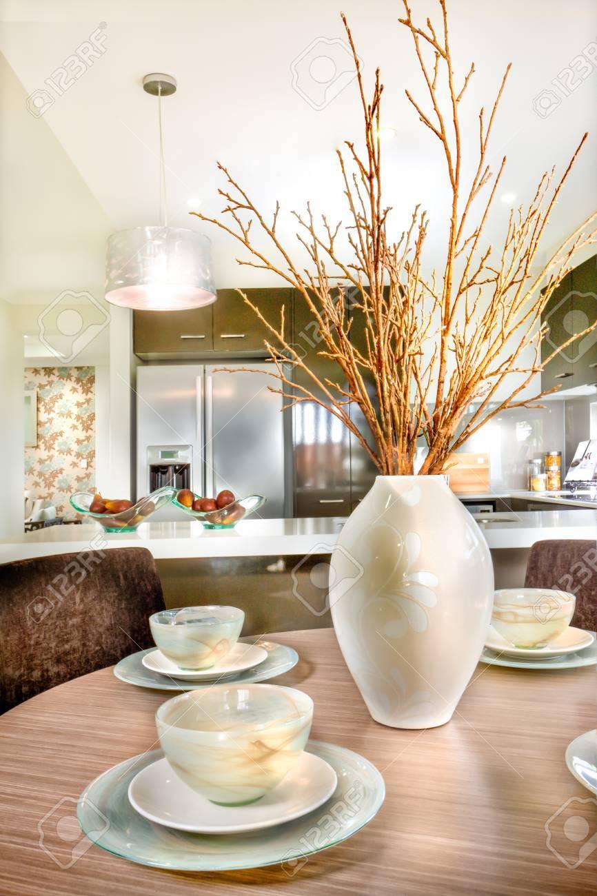 Atemberaubend Tischdekoration Für Die Küche Tee Ideen - Ideen Für ...