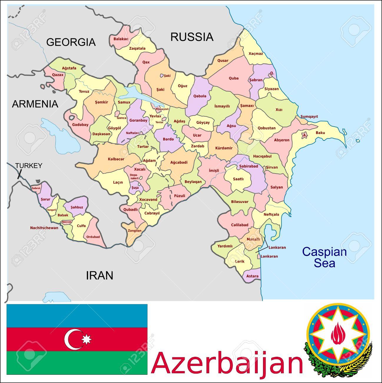 アルメニアの行政区画