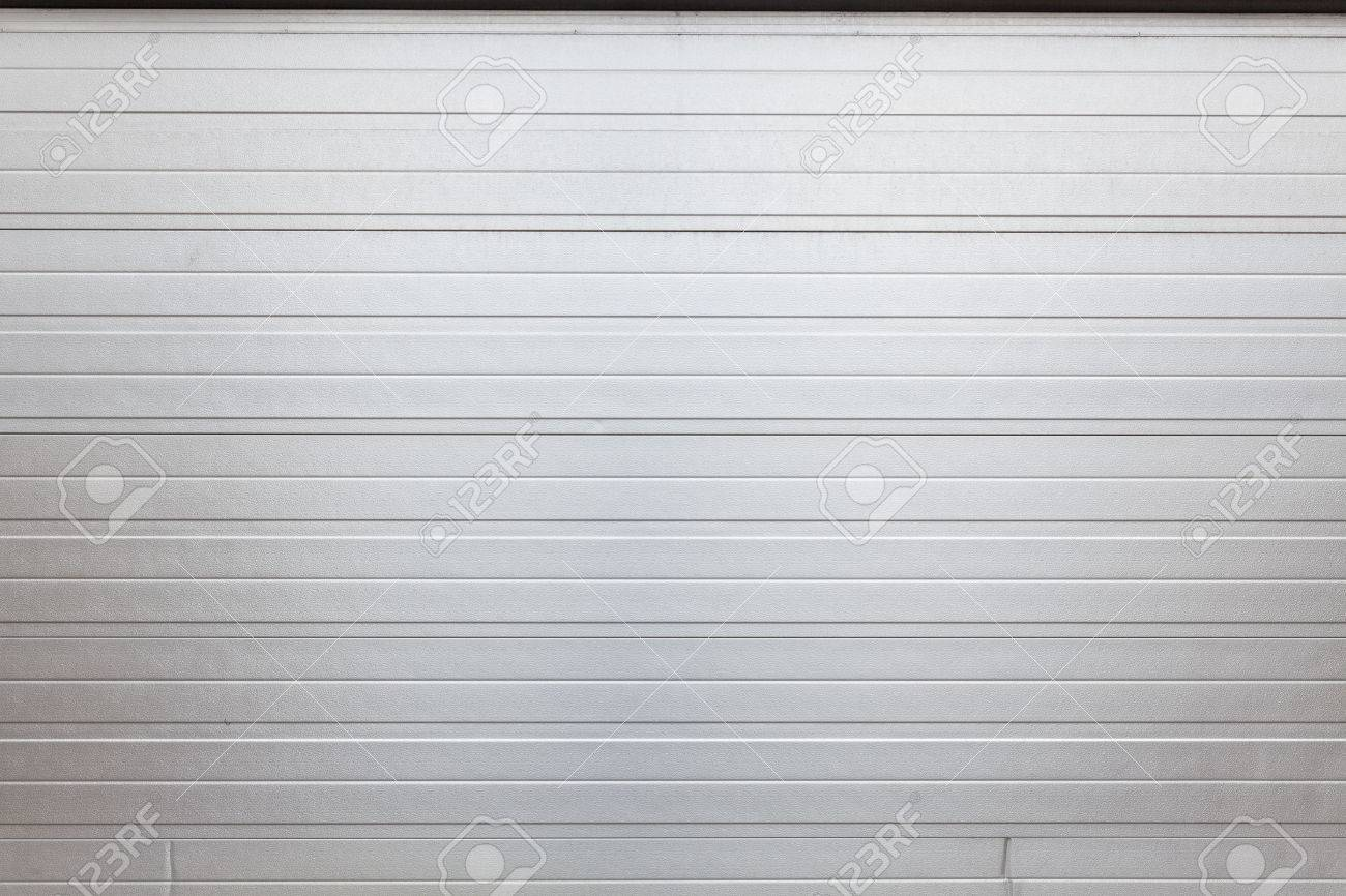 white garage door texture. Garage Door Texture Stock Photo - 39082919 White