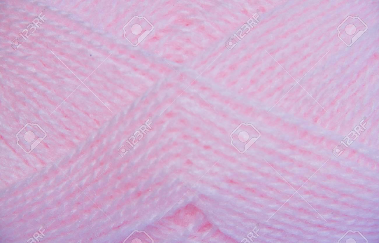 Pink wool yarn Stock Photo - 17271050