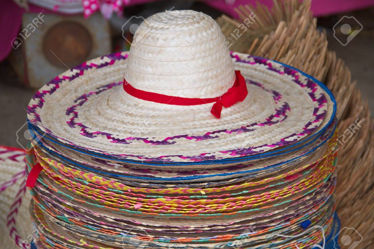 colorful of many hats Stock Photo - 19032545