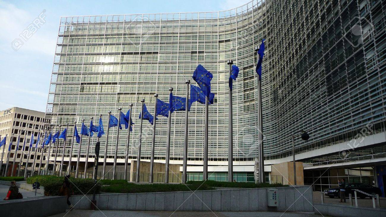 ブリュッセルの欧州議会 ロイヤ...