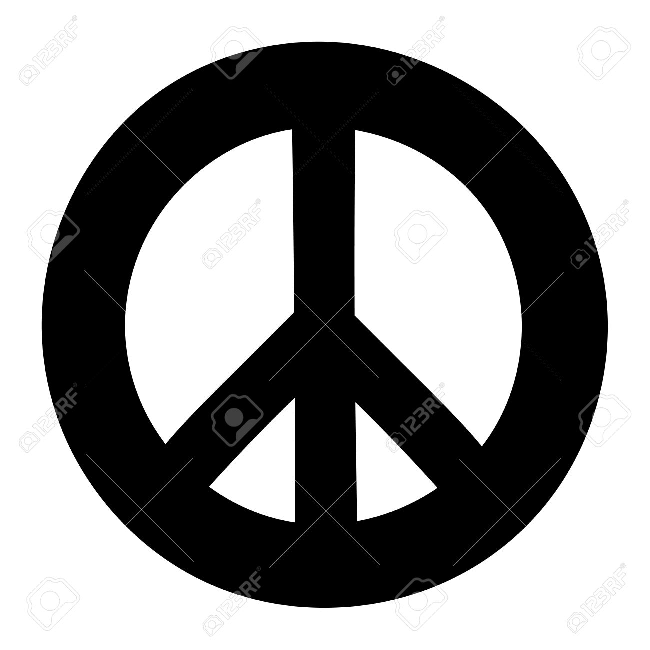 peace sign anti war symbol isolated on white background royalty rh 123rf com vector clip art peace sign vector art peace sign free download
