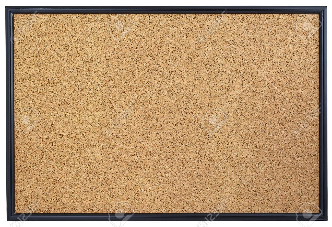 Empty corkboard Stock Photo - 15968274