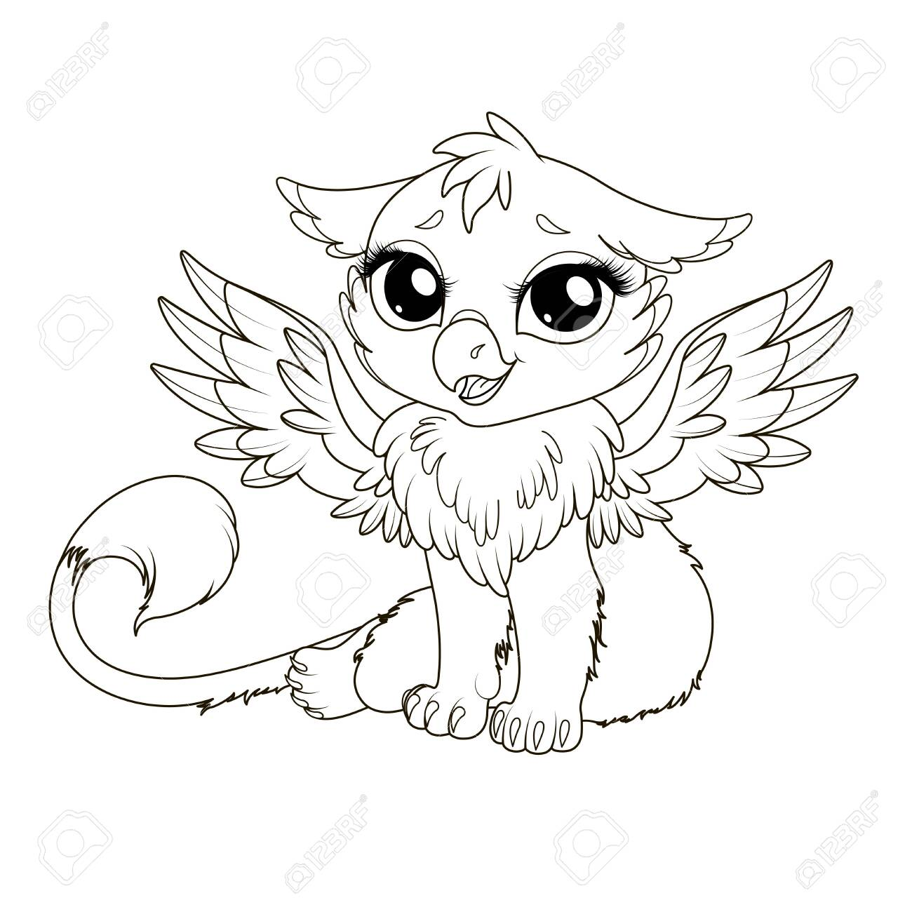Wobbly Eyes Die Cut Coloring Book Stock Vector (Royalty Free ... | 1300x1300