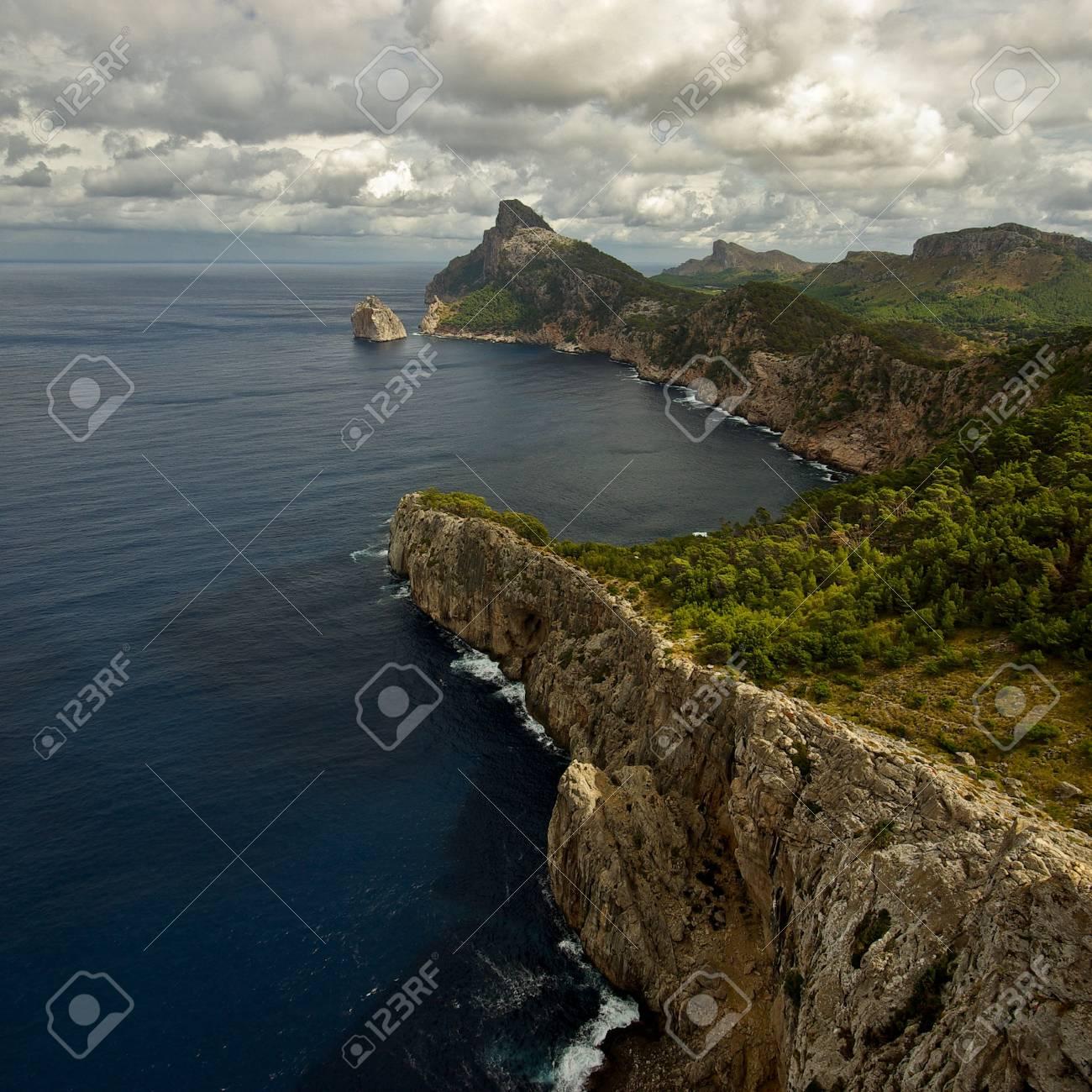 Mallorca landscape Stock Photo - 17871517