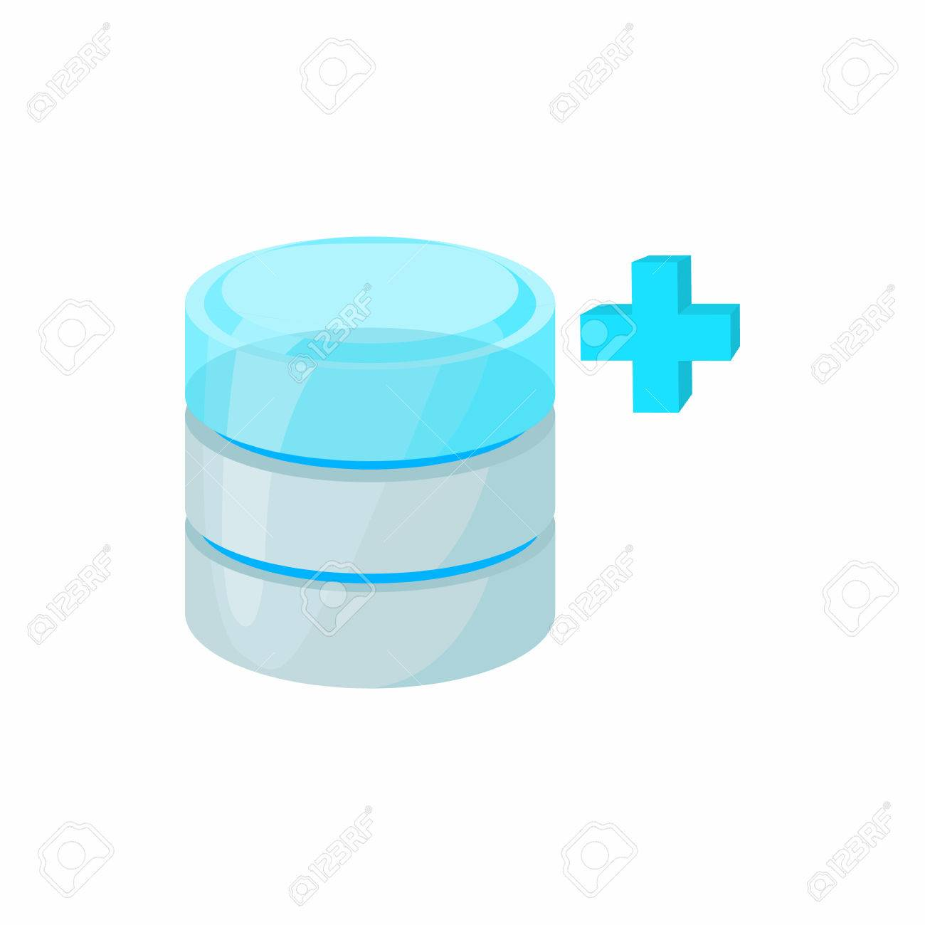 Database Architecture Icon Stock Vector Free Organizational Chart 57153114 Growth In Cartoon Style Isolated