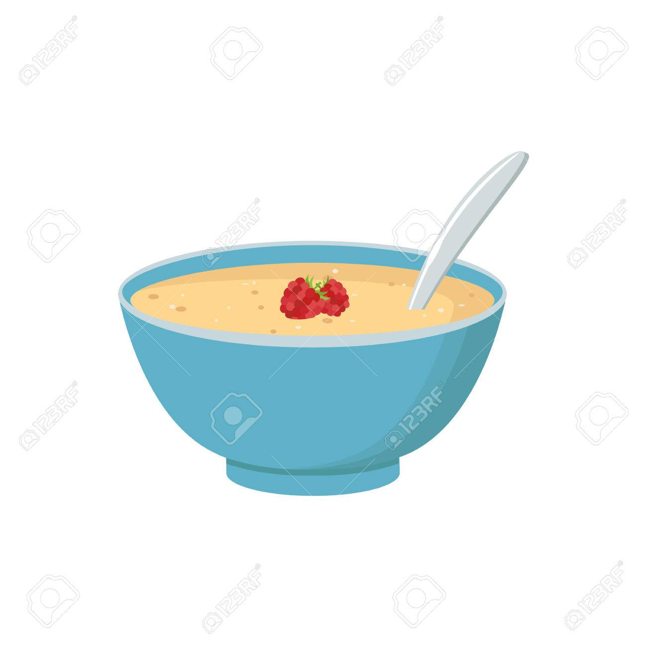 Vector Art - Milk splash in a bowl vector realistic. blue background 3d  detailed effect illustrations. Clipart Drawing gg111340770 - GoGraph