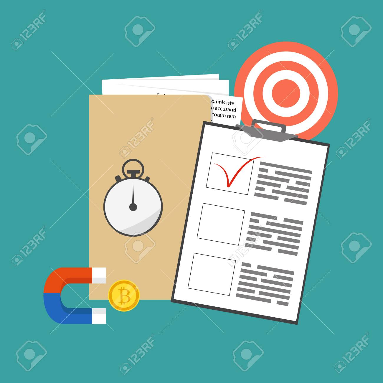 Business training course icon. Online education and video tutorials concept. Vector illustration - 110474728