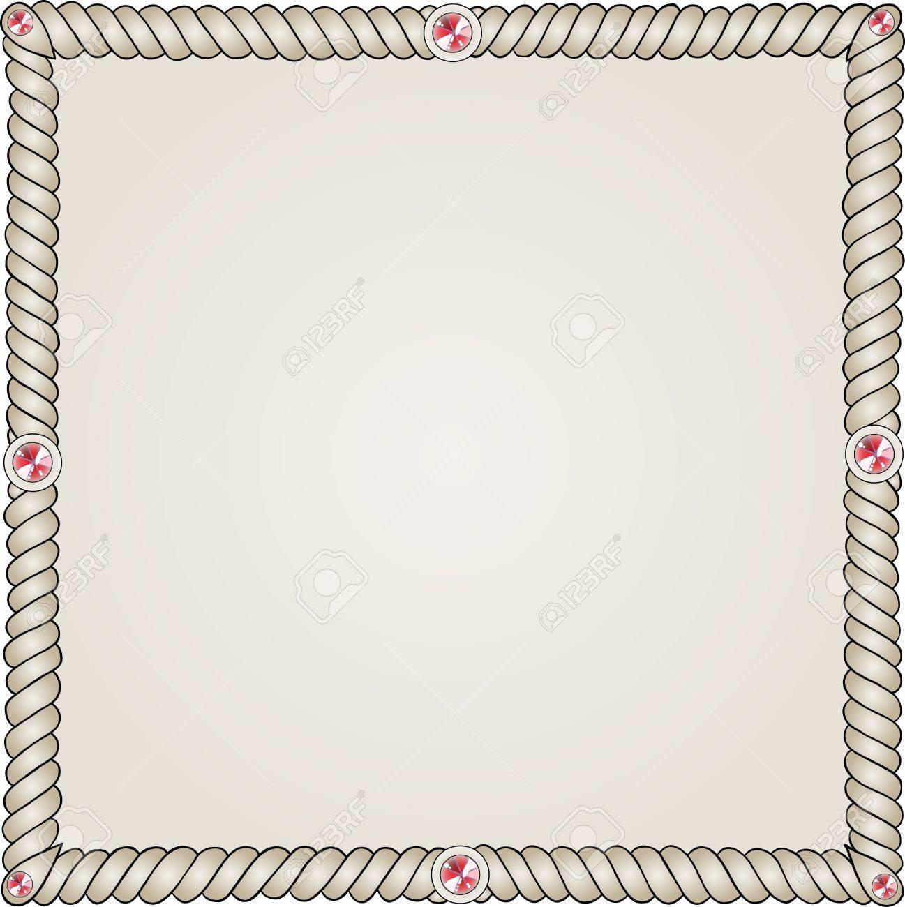 Einzigartige Handgezeichnete Rahmen Mit Platz Für Ihren Text Oder ...
