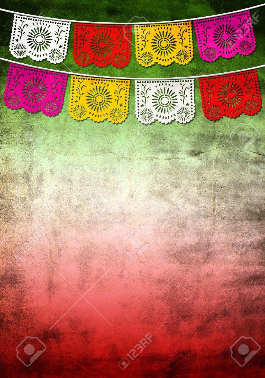 Mexican Fiesta Background 74025