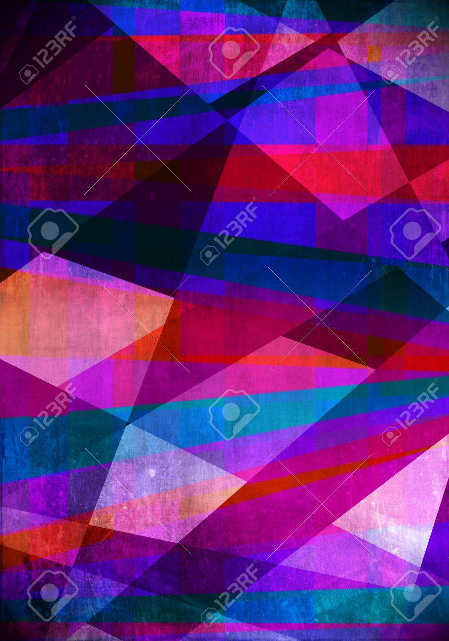 Abstract surrealism artistic pink and blue background Stock Photo - 17019460
