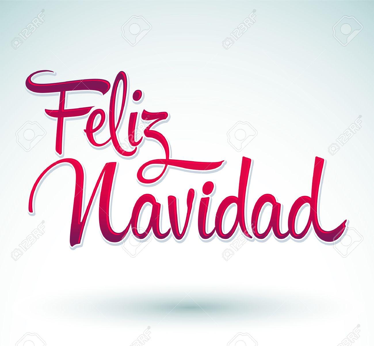 Feliz navidad en letra de carta
