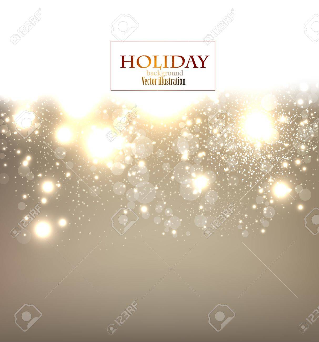 Elegant Christmas background with snowflakes and place for text. Vector Illustration. - 20822744