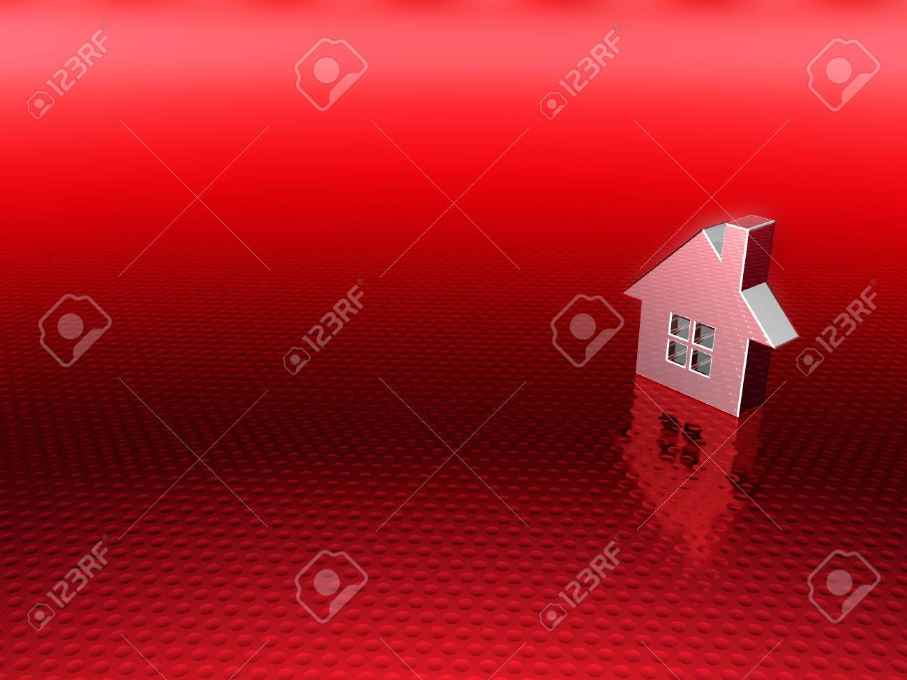Real estate background Stock Photo - 810623