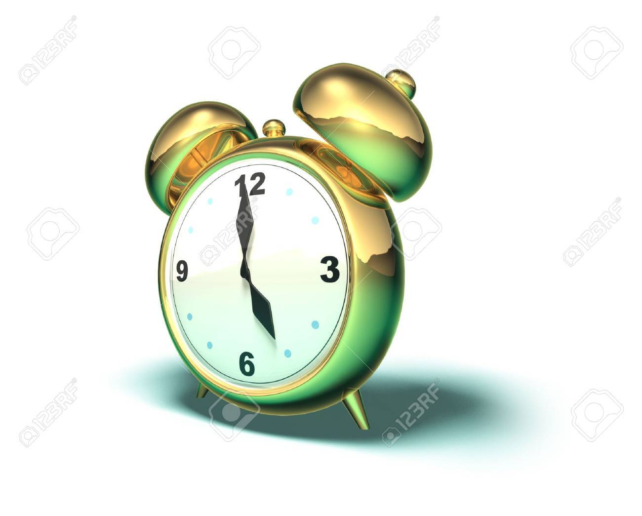 Alarm clock Stock Photo - 810763