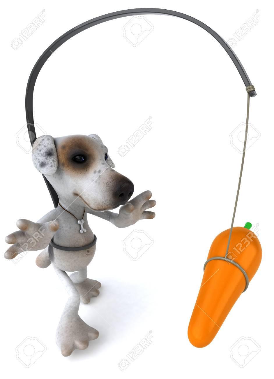 飴と鞭のコンセプト漫画の犬 ロ...