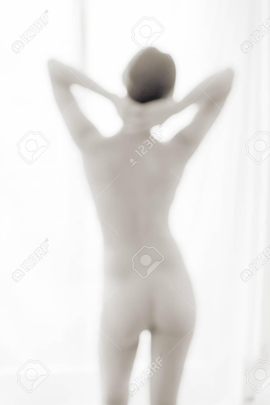 Butt naked wwe divas