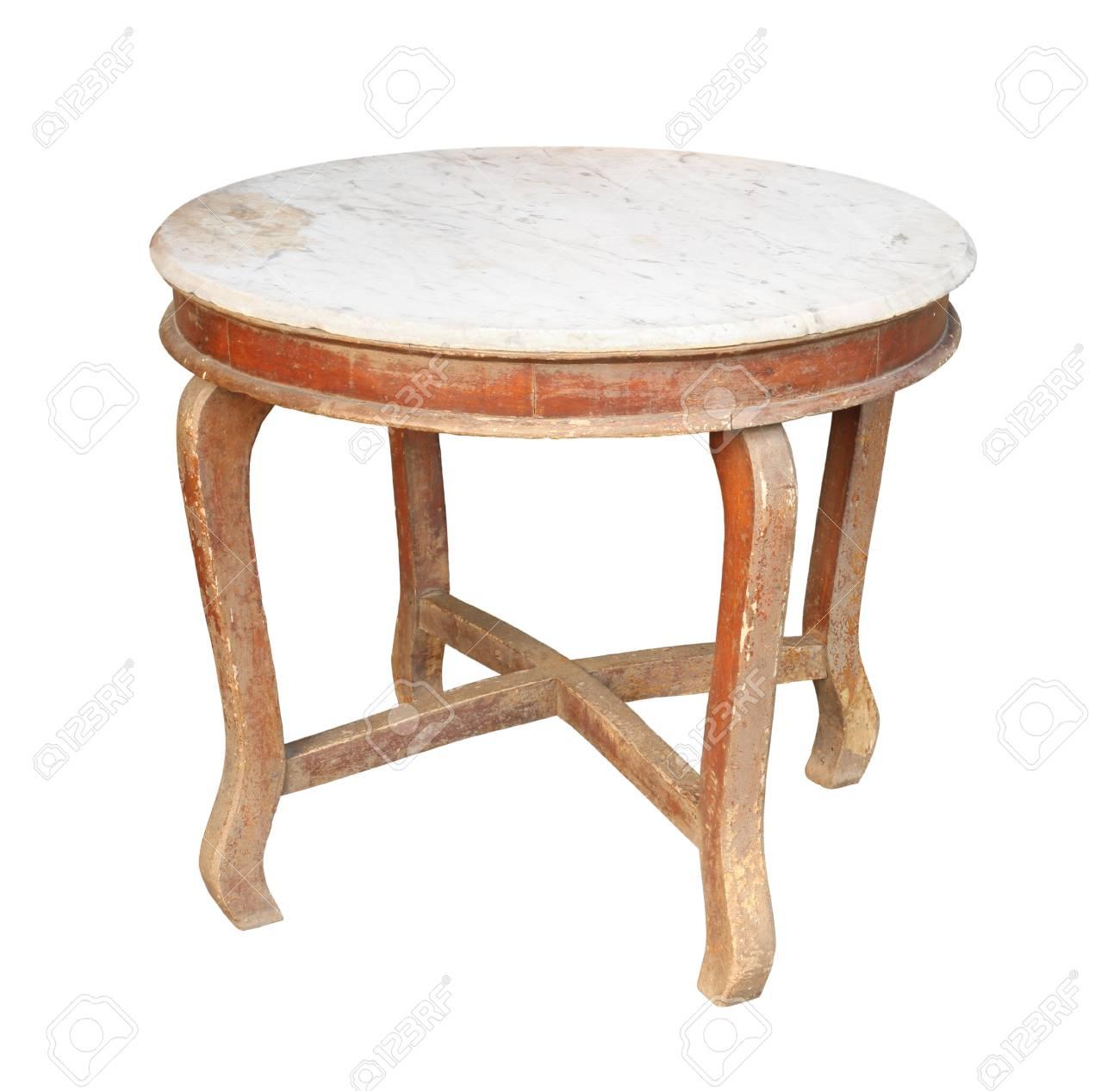 Как отреставрировать старый круглый стол своими руками фото