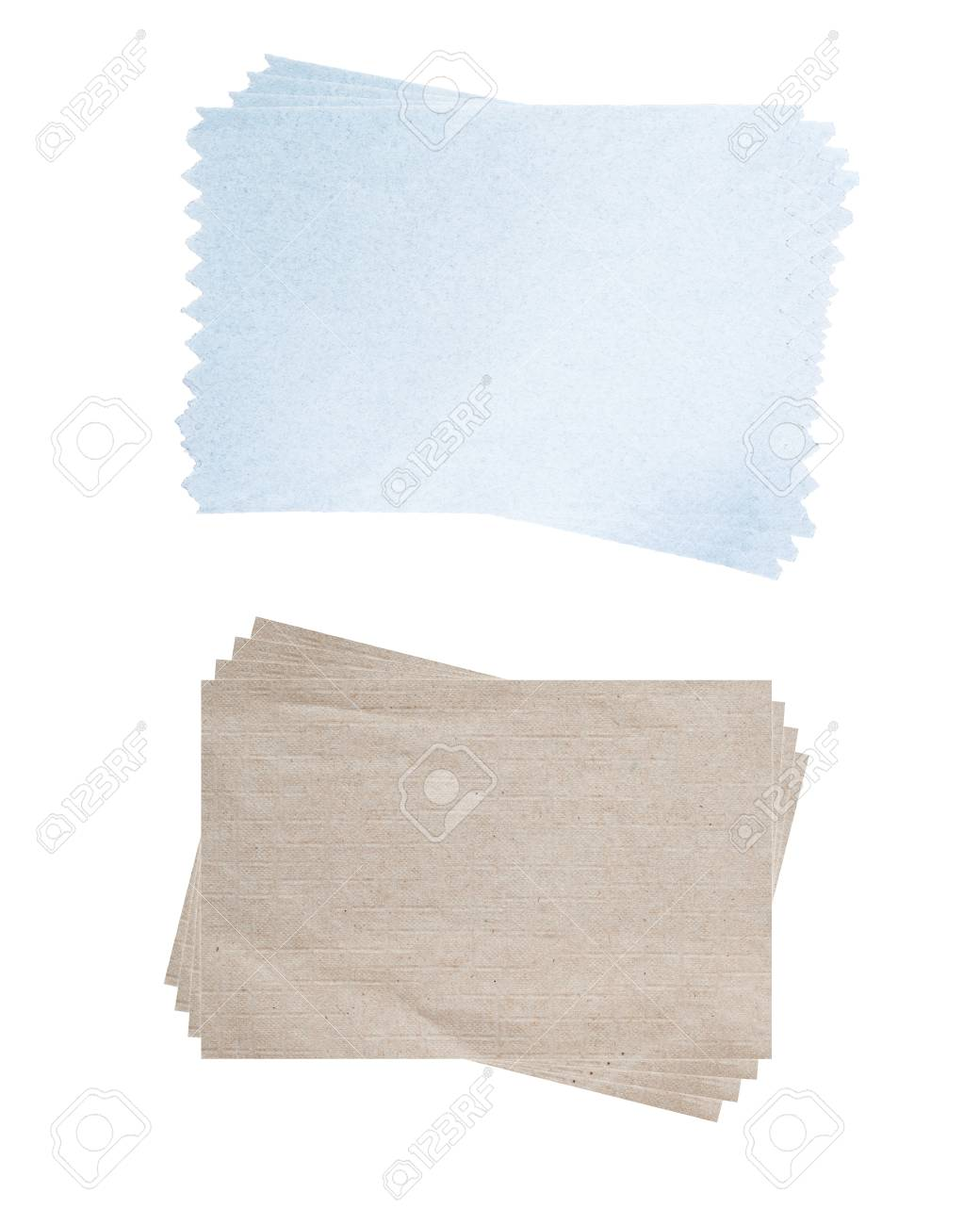 The texture of recycled paper for background Stock Photo - 13727045