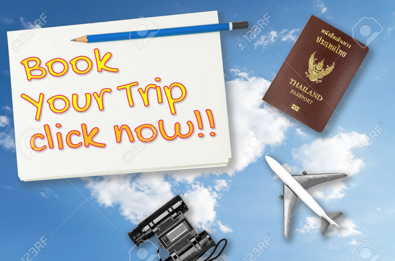Travel book your