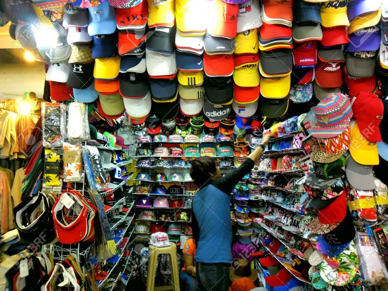 Bazaar Shops In Greenhills, San Juan